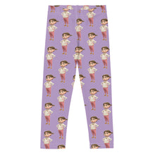 Load image into Gallery viewer, JINGLE KIDS Girls Leggings (2-7 yrs)