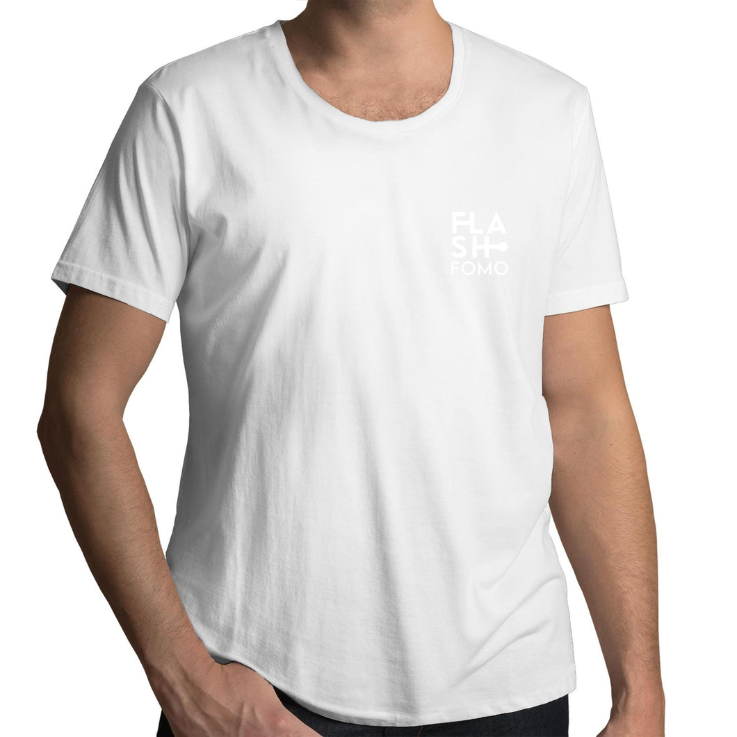 Men's Scoop Neck T-Shirt