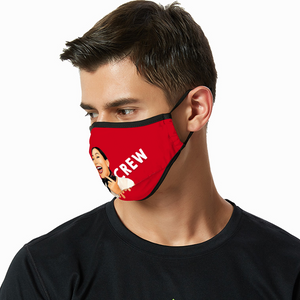 JEENIE WEENIE Polyester Fabric Face Mask