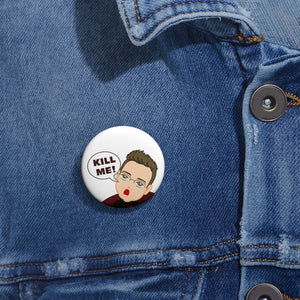 CHINACCELERATOR William Pin Button