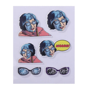 GRANNY CHAINZ: Sticker Pack
