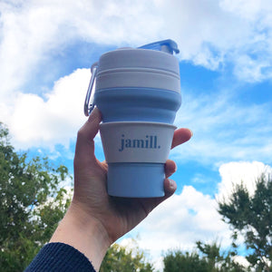 jamill collapsible cup to-go flashfomo eco
