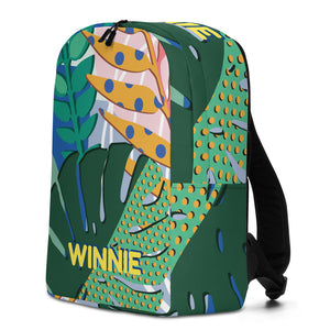 TROPICAL Personalized Backpack - ADD YOUR NAME
