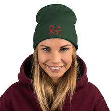 Load image into Gallery viewer, FLASHFOMO Flashy Embroidered Beanie