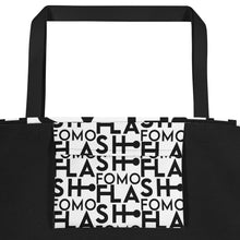Load image into Gallery viewer, FLASHFOMO Block Beach Bag