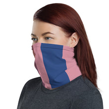 Load image into Gallery viewer, GEOMETRIC DESIGNER RANGE Fabric Face Mask Neck Gaiter