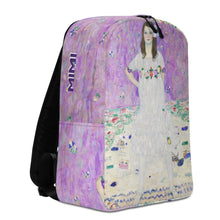 Carica l'immagine nel visualizzatore di Gallery, KLIMT Personalized Backpack - ADD YOUR NAME (SUBTLE NAME STYLE)