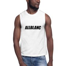 Load image into Gallery viewer, ALLBLANC Unisex Muscle Shirt