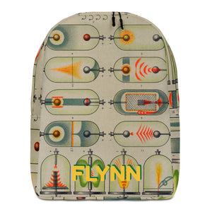 CIRCUIT Personalised Backpack - ADD YOUR NAME