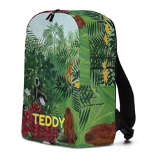 Load image into Gallery viewer, MONKEY Personalized Backpack - ADD YOUR NAME