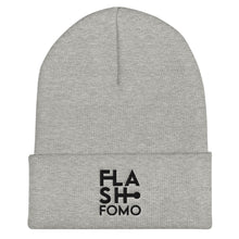 Load image into Gallery viewer, FLASHFOMO Block Cuffed Beanie