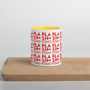FLASHFOMO Flashy Mug with Color Inside