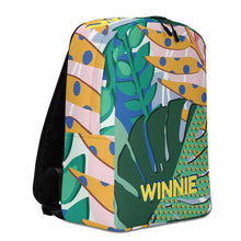 Load image into Gallery viewer, TROPICAL Personalized Backpack - ADD YOUR NAME