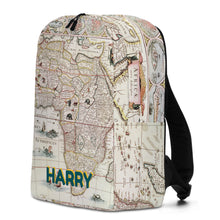이미지를 갤러리 뷰어에 로드 , MAP Personalized Backpack - ADD YOUR NAME