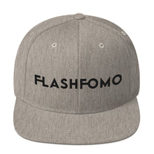 Load image into Gallery viewer, FLASHFOMO Otto Snapback Cap
