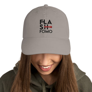 FLASHFOMO Champion Dad Hat