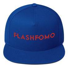Load image into Gallery viewer, FLASHFOMO Special Flat Bill Cap