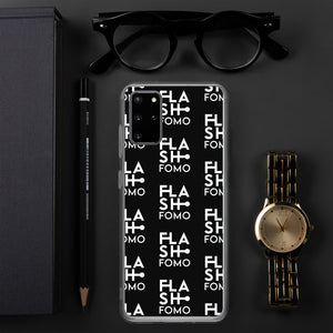 FLASHFOMO Graphic Samsung Case