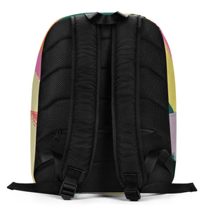PAINT SPLAT Personalized Backpack - ADD YOUR NAME