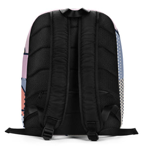 MODERN Personalized Backpack - ADD YOUR NAME
