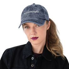 Load image into Gallery viewer, FLASHFOMO Classic Vintage Cotton Twill Cap