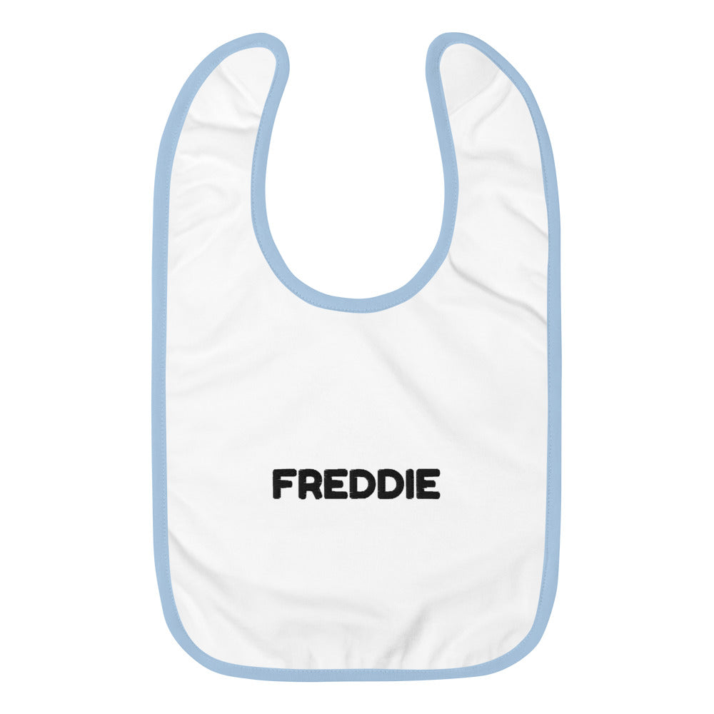 MAKE YOUR OWN! Personalized Embroidered Baby Bib