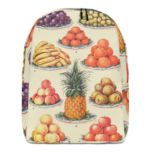 MRS BEETON Personalized Backpack - ADD YOUR NAME (SUBTLE NAME STYLE)