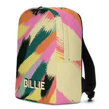 Load image into Gallery viewer, PAINT SPLAT Personalized Backpack - ADD YOUR NAME