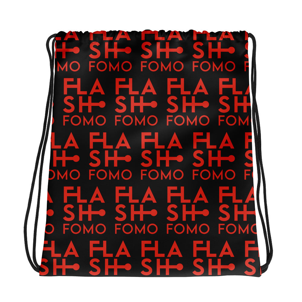 FLASHFOMO Flashy Drawstring Bag