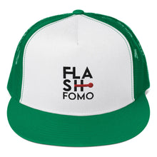 Load image into Gallery viewer, FLASHFOMO 5 Panel Trucker Cap