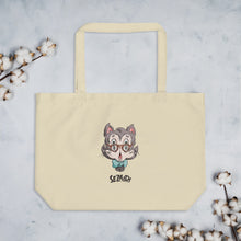 Load image into Gallery viewer, SEZAIRI Large Eco Tote Bag