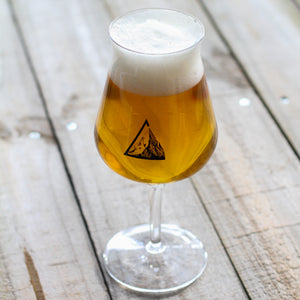 Birrateque Beer Glass