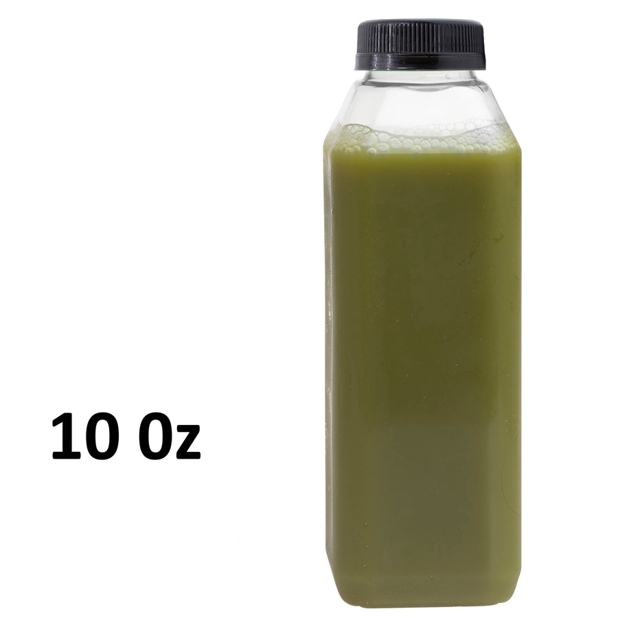 10 oz Square Juice Bottle | Pallet | 5760 count