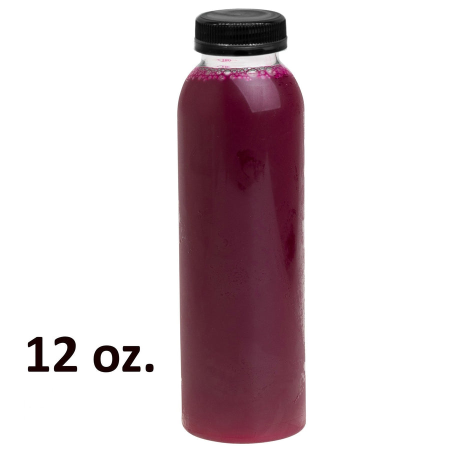 12 oz Round Energy Juice Bottle | Pallet | 4620 count