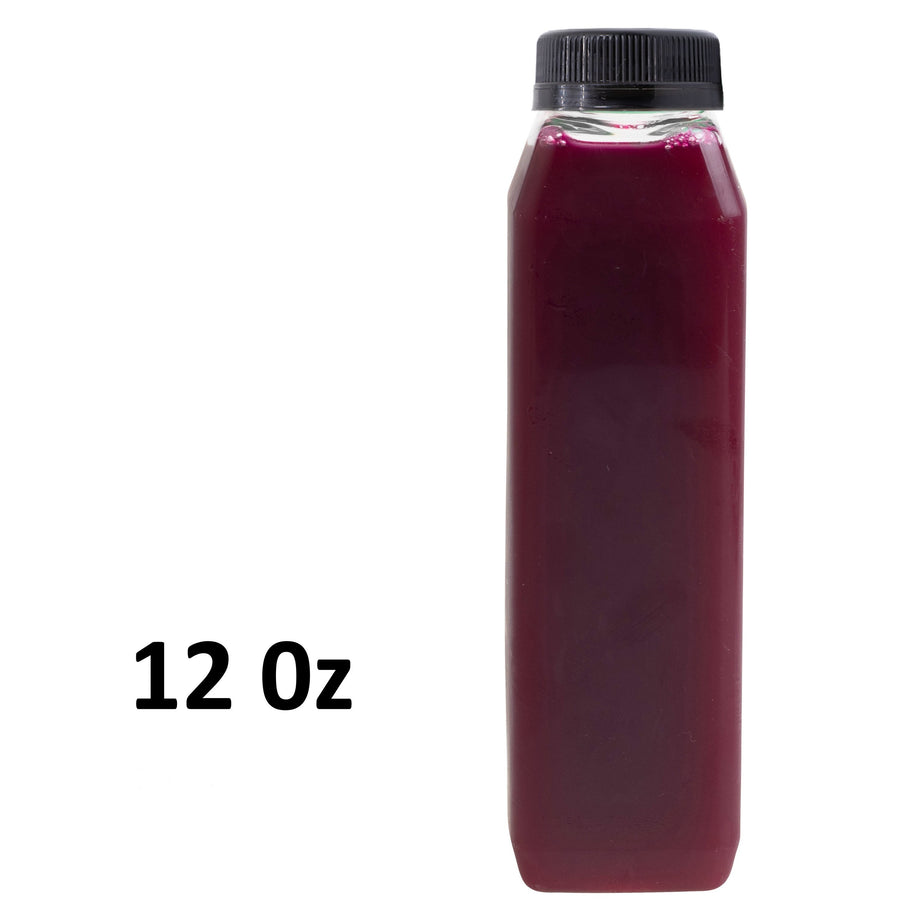 12 oz Square Juice Bottle | Pallet | 5016 count