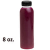 8 oz Round Energy Juice Bottle | Pallet | 6748 count