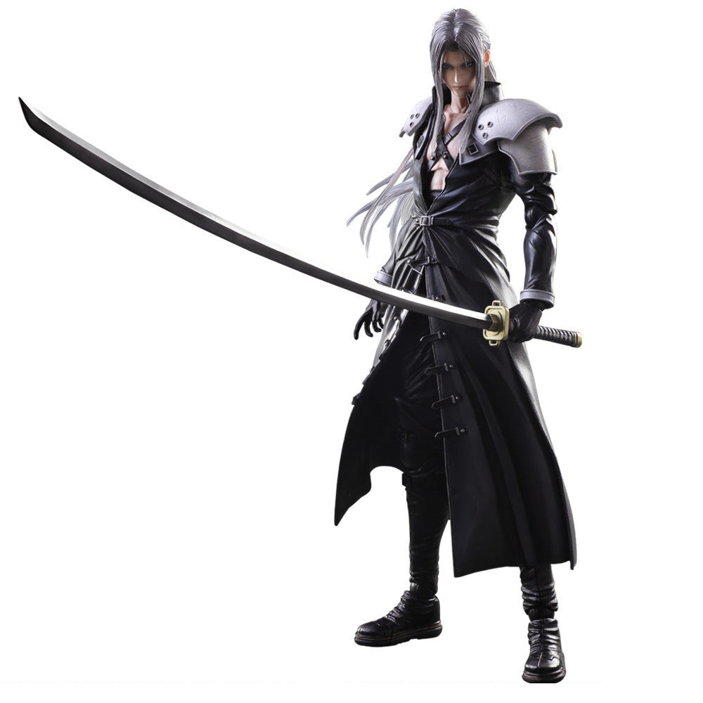 Final Fantasy Vii Sephiroth Action Figure Collection