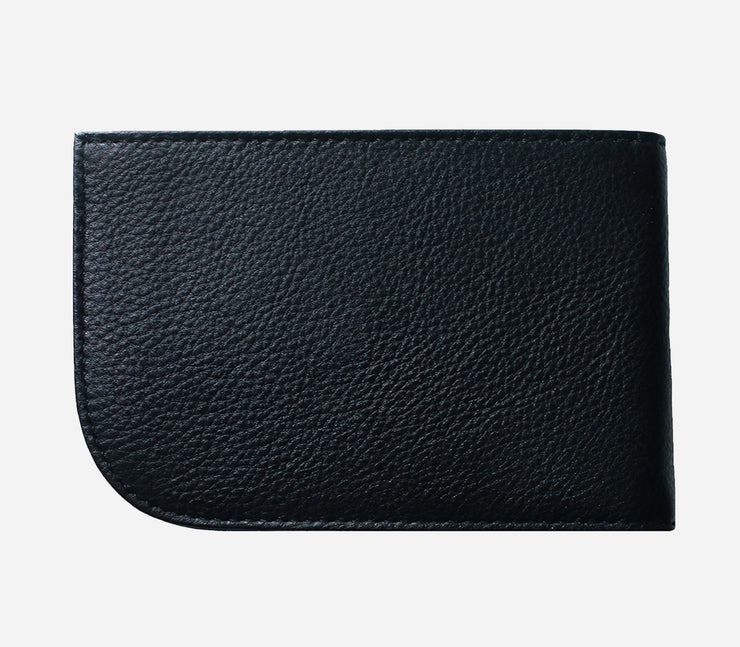 Midnight Black Billfold | Sherpa