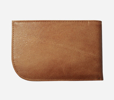 Rugged Camel Billfold | Sherpa