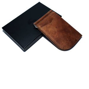 Rugged Saltrek Money Clip | RFID Slim Front Pocket Wallet