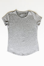 Load image into Gallery viewer, Girls Heather Gray Athletic Shirt