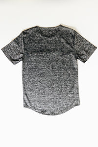 Boy's Black Blend Athletic Shirt