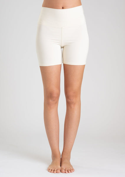 High Waist Bike Short