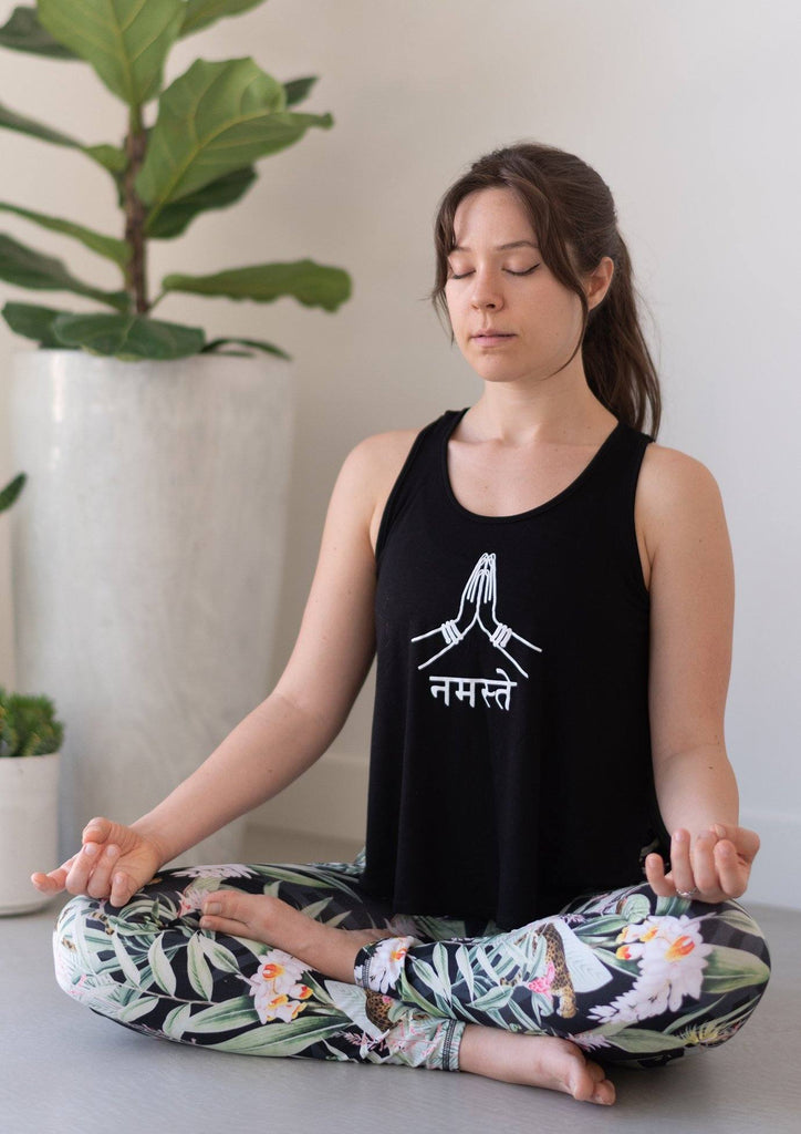 Yoga Gives Back Tank