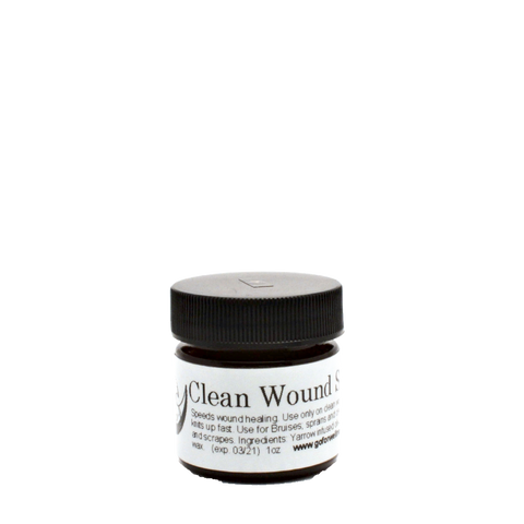Clean Wound Salve