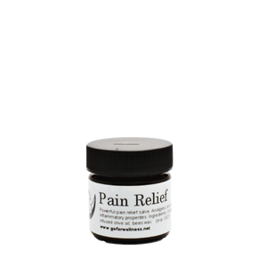 Pain Relief Salve - 30 ml Discontined