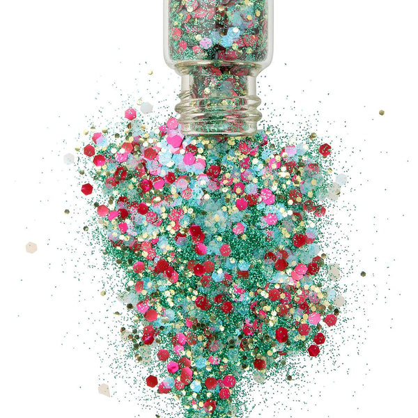 christmas tree biodegradable glitter