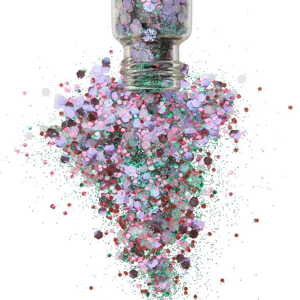 secret garden biodegradable glitter