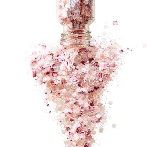 strawberry milkshake biodegradable glitter