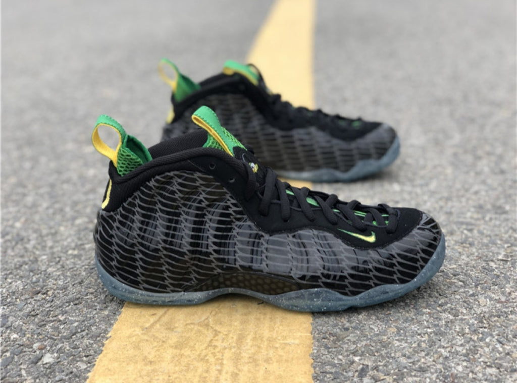 cheaper cfaf4 dff24 Brand New Men's Air Jordan Foamposite One Oregon Ducks ...